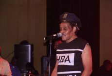 Seenow…Photos from Majek Fashek's 30 years on stage concert in Lagos