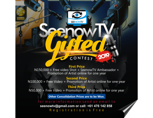 Gifted Contest