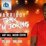 Efe Warri Boy holds maiden stand-up comedy show