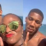 Billionaire Daughter DJ Cuppy and Anthony Joshua Vacation In Spain