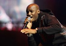 2Baba donates N10 million to fight coronavirus