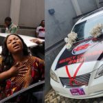 Gospel singer Mercy Chinwo receives car gift on her birthday