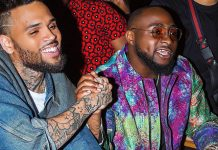 Chris Brown x Davido