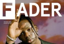 "Rema Used As The ""Fader Magazine"" Cover For 2019"