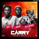 "Micee ft. Mohbad X Bella Shmurda ""Carry"""