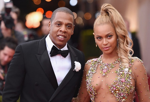 Beyoncé and Husband
