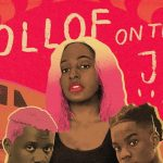 "DJ Cuppy Ft. Rema x Rayvanny ""Jollof On The Jet"""