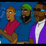 "Show Dem Camp ft. Burna Boy ""True Story"" (Visualizer)"