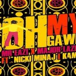 "Mr Eazi & Major Lazer ft. Nicki Minaj x K4MO ""Oh My Gawd"""