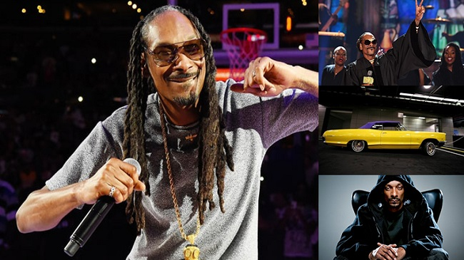 Snoop Dogg Biography and Net Worth