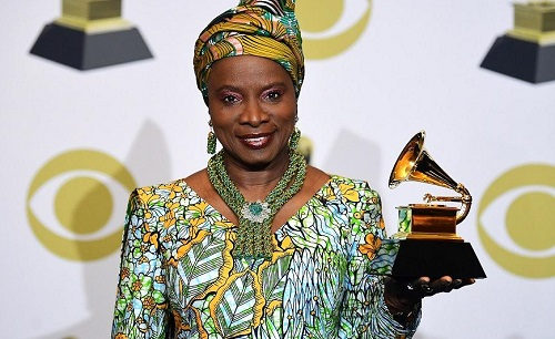 Angelina Kidjo Award